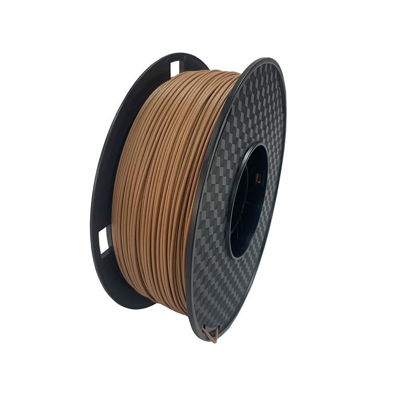 Filamento Impresion Impresora 3D Madera Rustica 1Kg 1.75mm