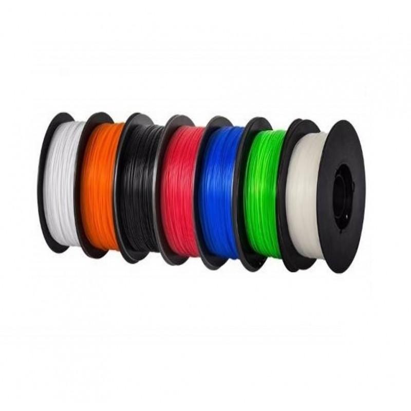 Filamento Impresion Impresora 3D Flexible TPE 500gr 1.75mm