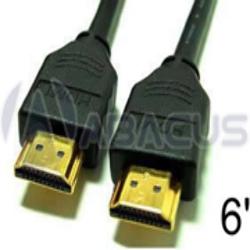 CABLE HDMI MACHO A HDMI MACHO 1.8 METROS DORADO